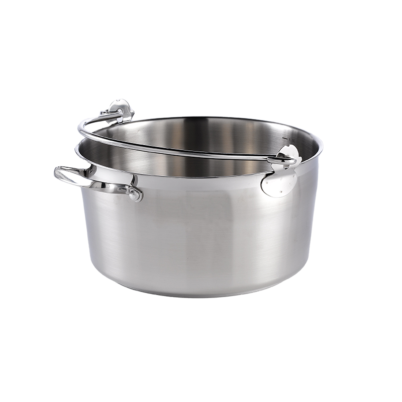 Dexam Supreme Stainless Steel Jam/Preserving Pan - 30cm/9.0L