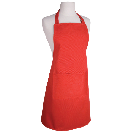 Dexam Love Colour Adult Apron - Scarlet
