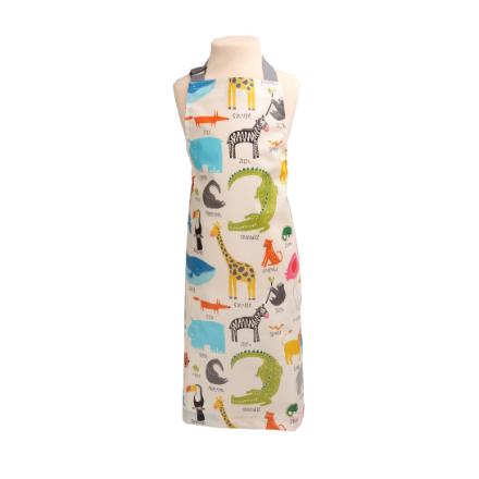 Scion Living Animal Magic Children's PVC Apron