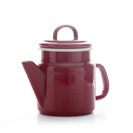 Dexam Vintage Home Small Coffee Pot - Claret