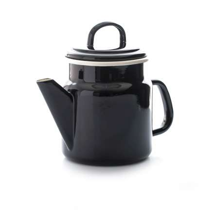 Dexam Vintage Home Small Coffee Pot - black