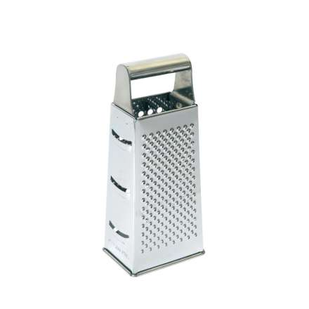 Dexam 4 Sided Box Grater - Stainless Steel