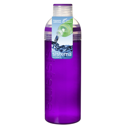 Sistema Trio Bottle 704ml - assorted colours