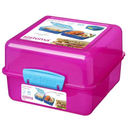 Sistema Trends Lunch Cube - 1.4L