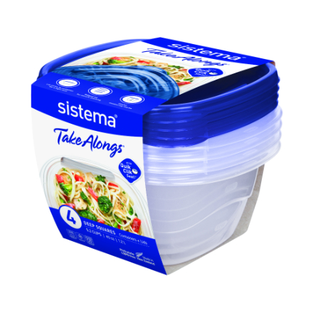Sistema TakeAlongs Medium Deep Square