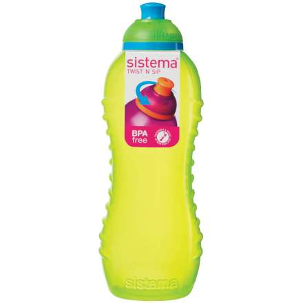 Sistema Twist n Sip Squeeze Bottle - 460ml