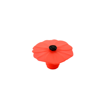 Charles Viancin Poppy Bottle Stoppers